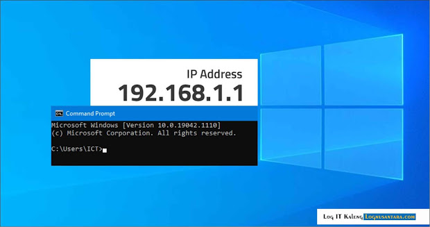 Cara Melihat IP Address Komputer di Windows 10