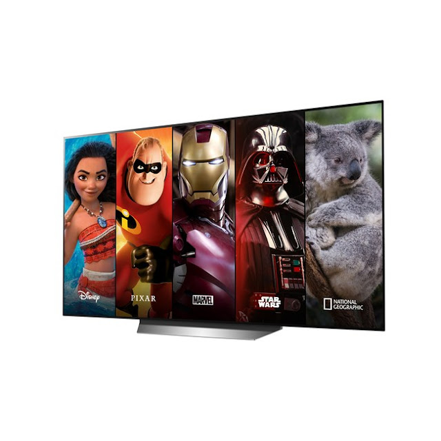 Disney+ Comes To LG Smart TVs