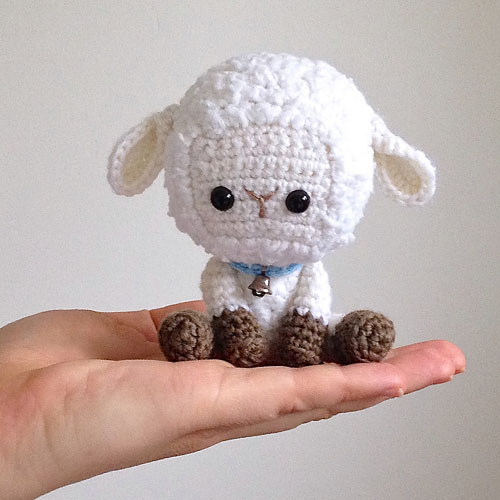 Chinese New Year Sheep/Lamb - Free Pattern
