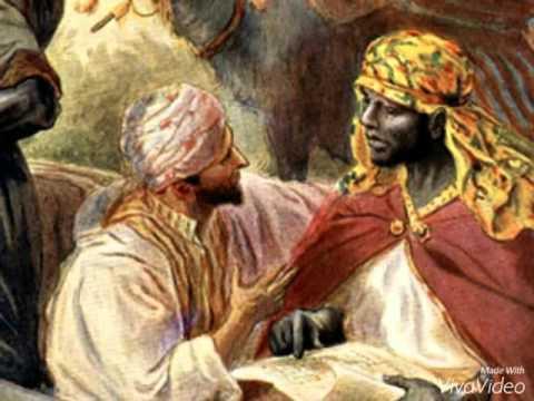 Dios Nos Ama De Sobremanera Historia De Felipe Y El Etiope
