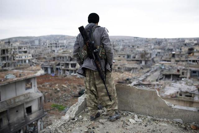 Οι ΗΠΑ επιστρέφουν στη Συρία μέσω των Κούρδων