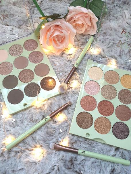 pixi eyeshadow palettes