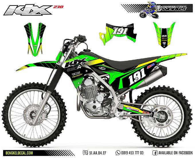 KLX 230 - R - MR001