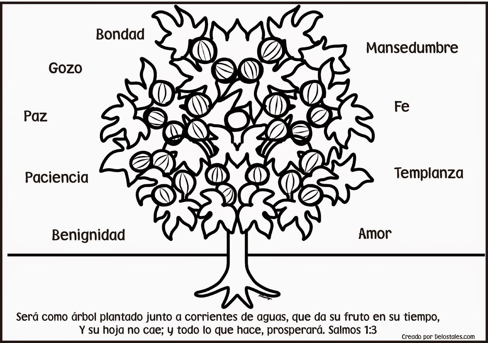 El Arbol De Los Frutos Para NiÑos: Septiembre 2014