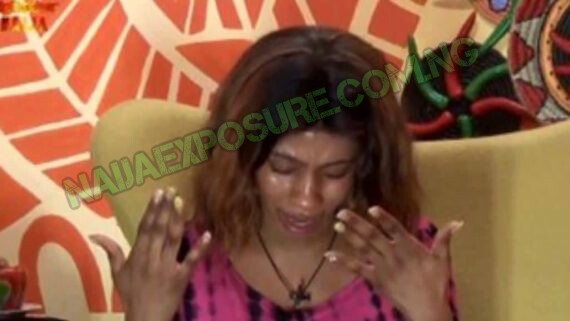 BBNaija: Mercy Breaks Down In Tears As Big Brother Sends Ike Back Home (Video)