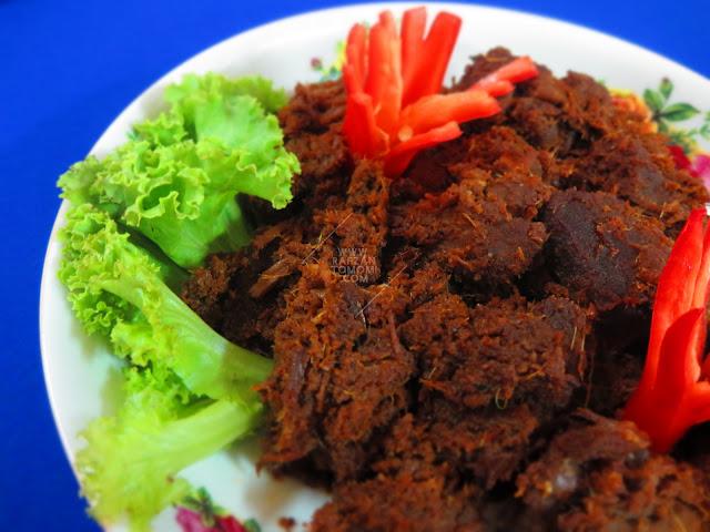 Resepi Rendang Daging Serbuk Rempah Rendang Mak Siti
