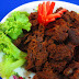 Resepi Rendang Daging Ringkas Bersama Serbuk Rempah Rendang Mak Siti