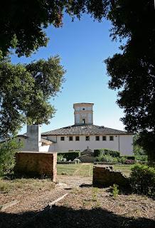 Villa Graziani a San Giustino (PG)