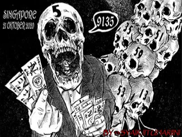 Kode syair Singapore Rabu 21 Oktober 2020 166