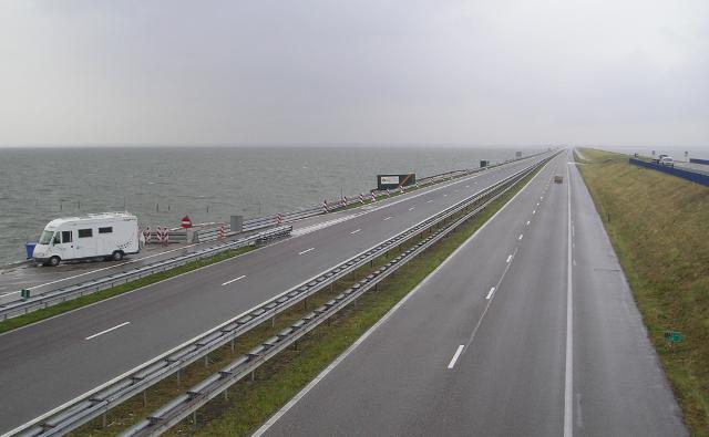 Països Baixos amb autocaravana