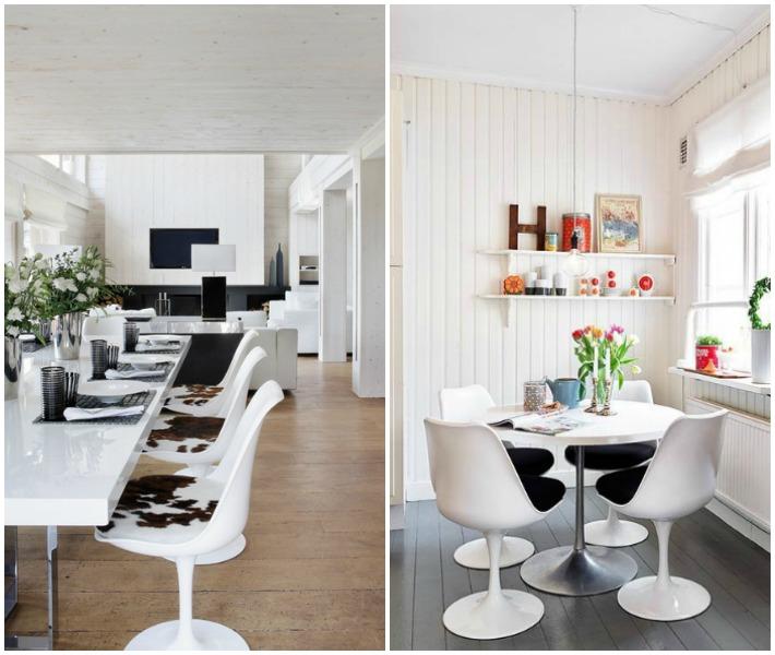 Silla Tulip de Eero Saarinen en Superestudio.com
