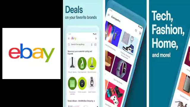 تحميل تطبيق اندرويد ايباي eBay التسوق عبر الانترنت
