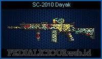 SC-2010 Dayak