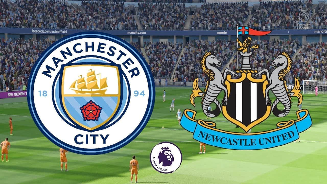 Manchester City VS Newcastle United (England Premier League)