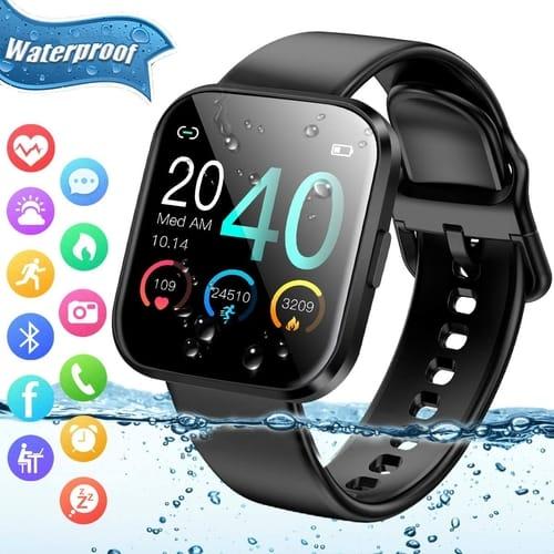 Review Amokeoo Sports Waterproof Bluetooth Smartwatch