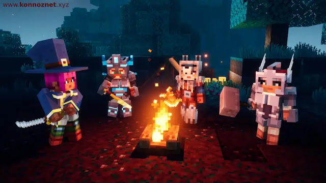 Minecraft: Dungeons مجانا