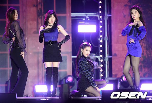 SBS, '2020 Gangnam Festival' konseri gösteriminde Red Velvet performansını göstermedi