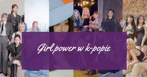 Girl power w k-popie