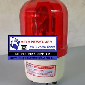 Jual Warning Light LTE 1101j Merah di Bandung