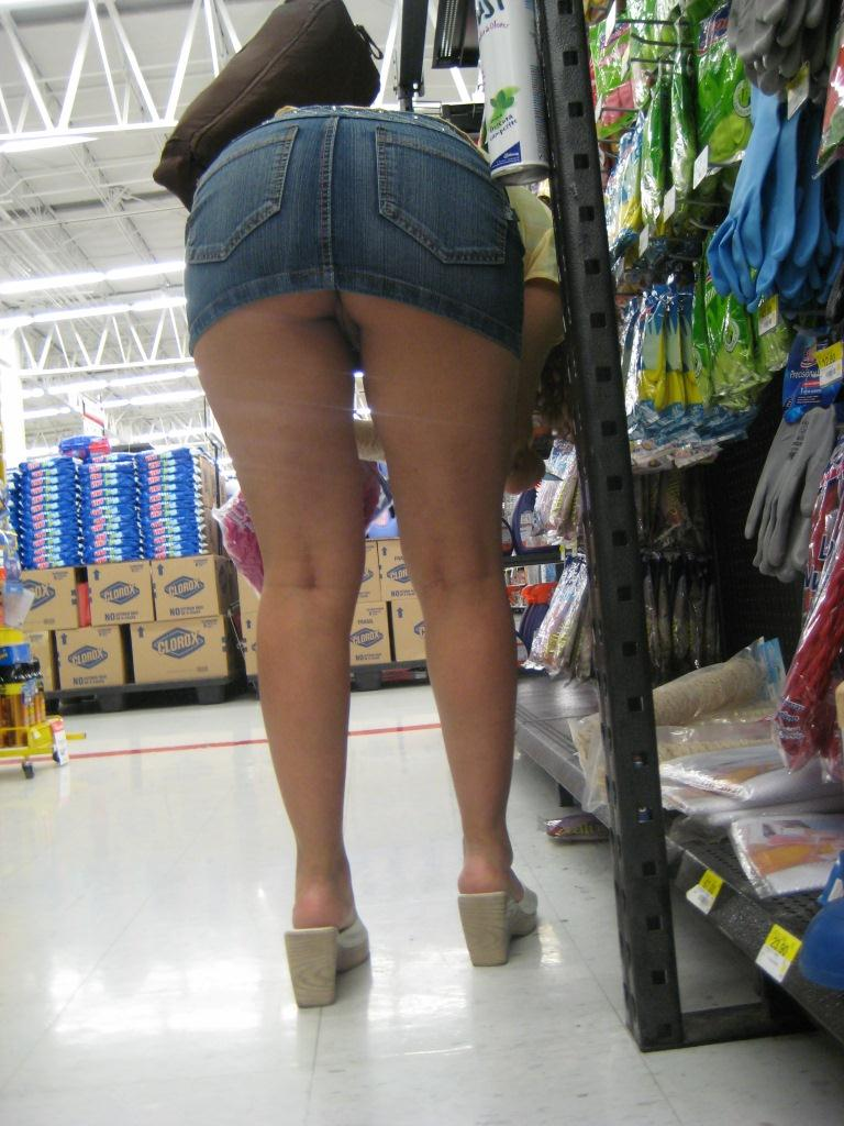 Nalgona de compras - 1 part 9