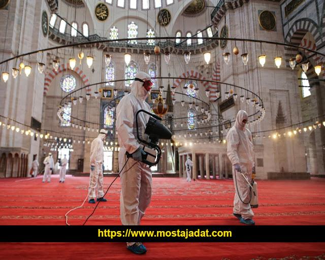 أيها المصلون..هذه هي الوصايا العشر لولوج للمساجد بعد فتحها
