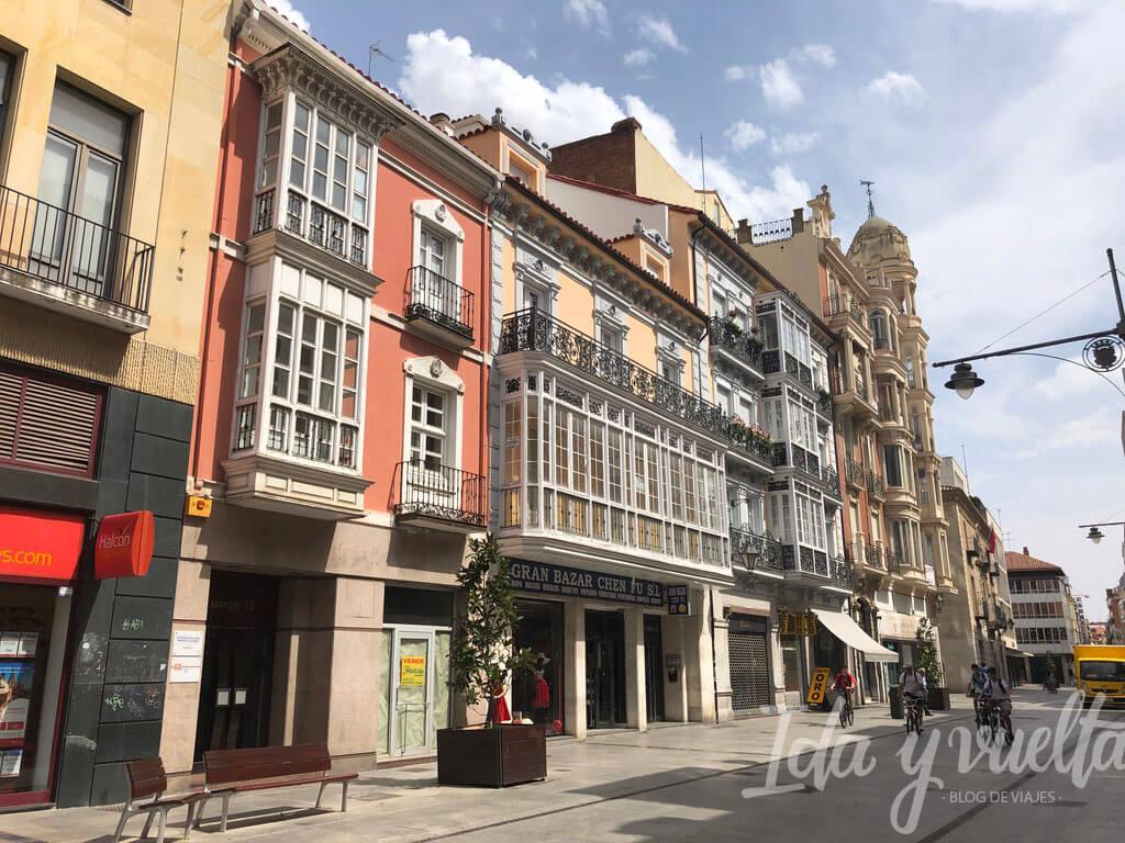 Qué hacer un día en Palencia Calle Mayor