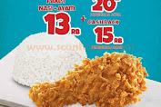 Promo CFC Special Price Dari GoPay