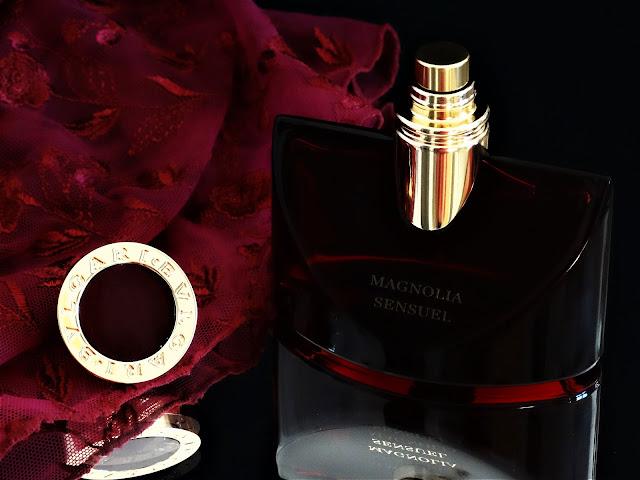 Parfum Bulgari Magnolia Sensuel avis, Bvlgari parfum Magnolia Sensuel, blog parfum, fragrance, parfum femme, parfum au jasmin, perfume blogger, avis parfum magnolia sensuel bvlgari, collection splendida bvlgari