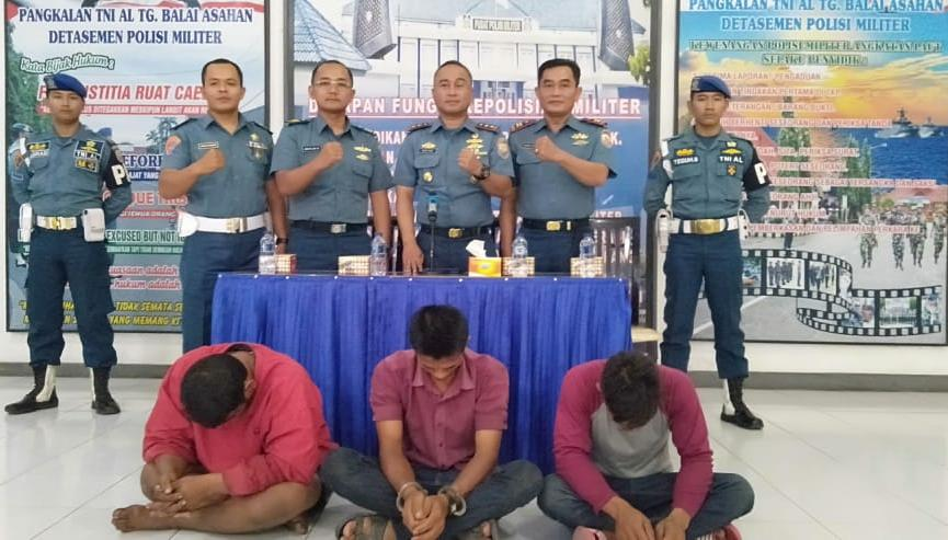 Penyelundupan 66 TKI illegal digagalkan TNI AL