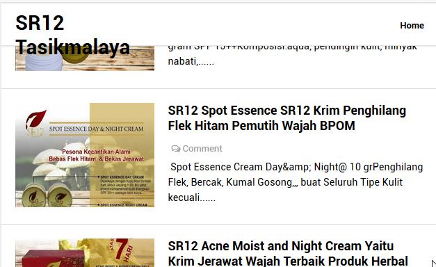 contoh tulisan dan gambar yang posisisnya tidak pas pada blog