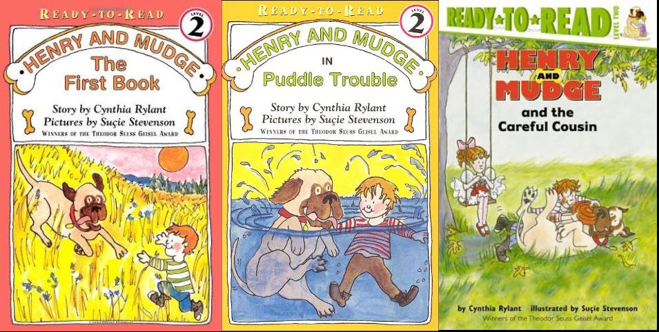 Mudge Kids Book