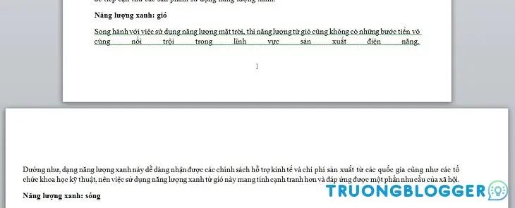 Cách xoay ngang một trang giấy bất kỳ trong Word