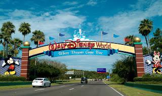 Guía de hoteles de Disney World