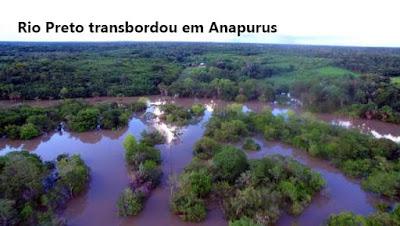 Mais de dez casas desabam na enchente do Rio Preto em Anapurus-MA ...