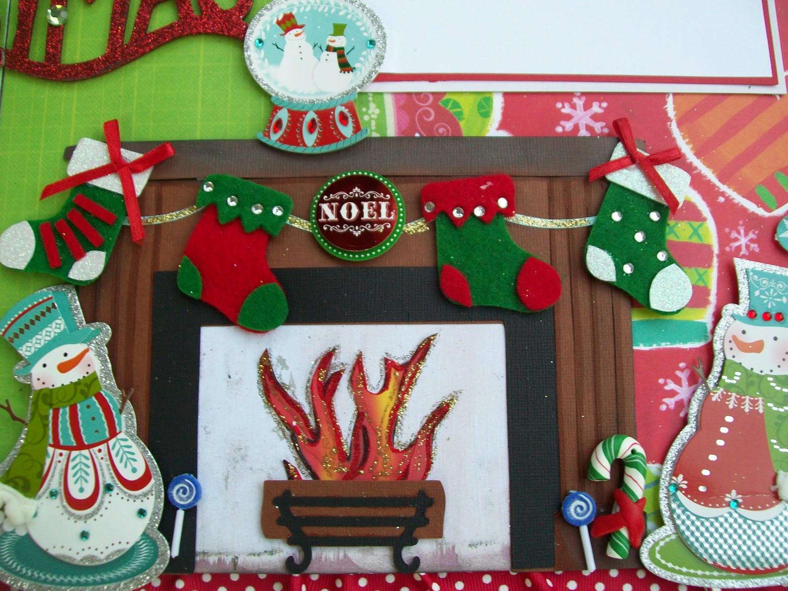 Christmas Wod Crafts