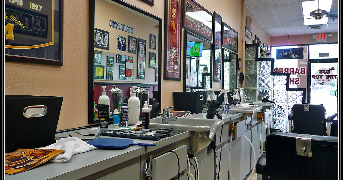 Barber Shop Kendall : Ocala & Central Florida Photos: Off the Top Barber Shop