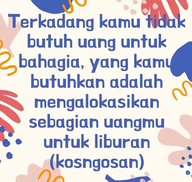 quote liburan travelling