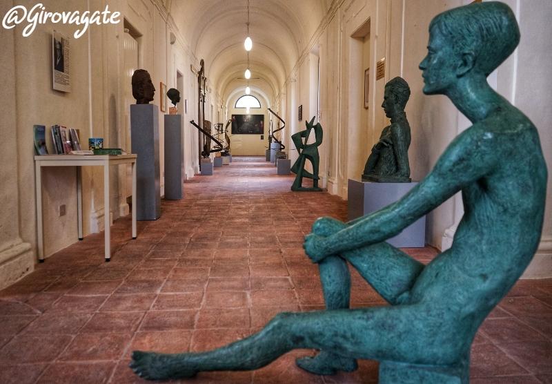 Arcevia Galleria arte contemporanea moderna