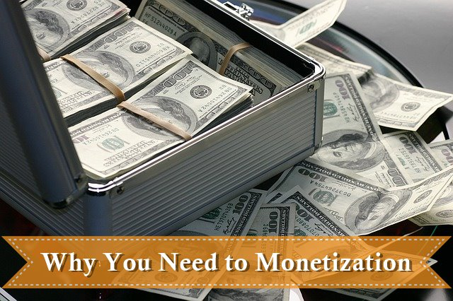 monetize meaning