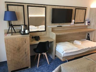 Hotel Diament w Ustroniu, pokój