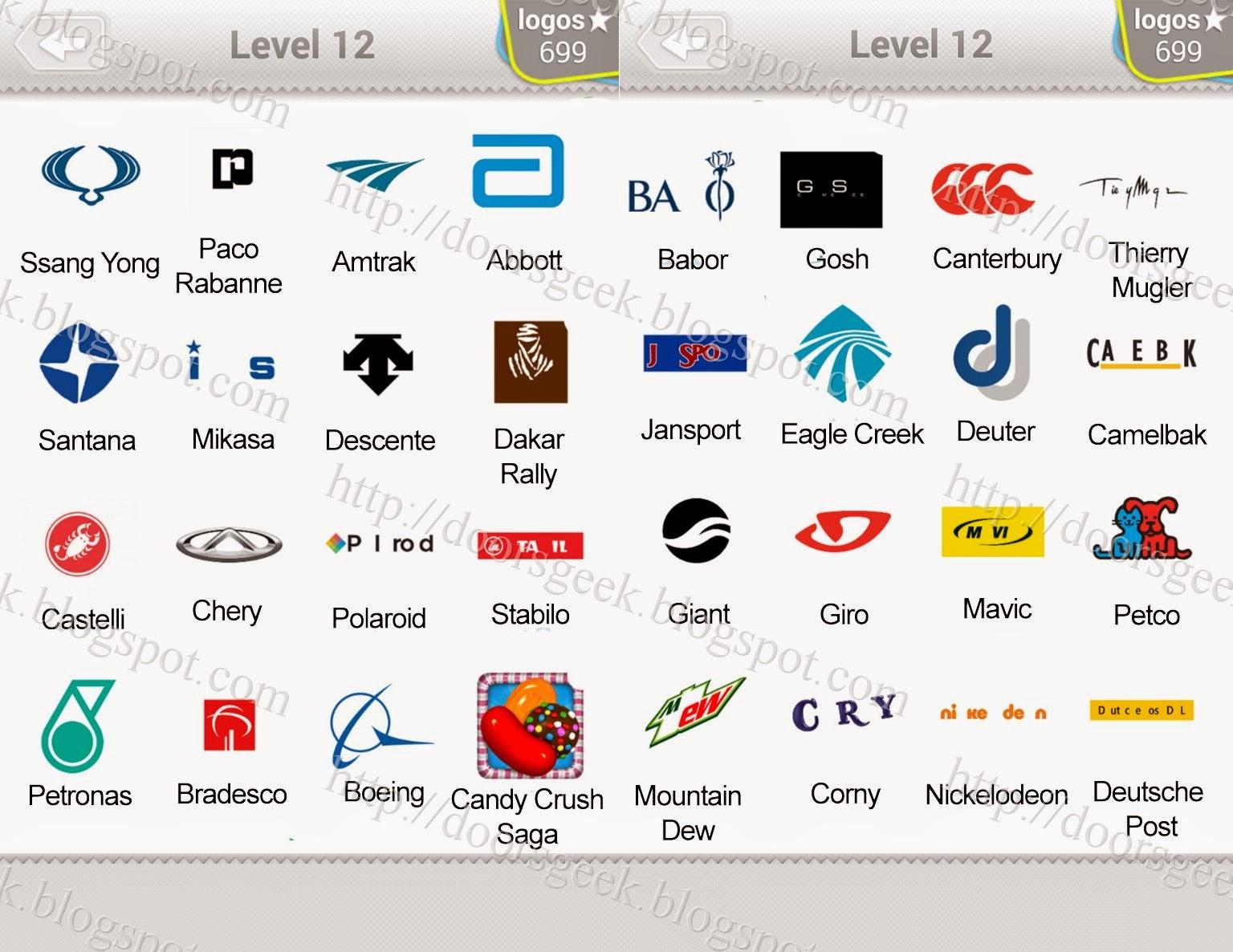 U Logo Quiz Logo Quiz Level 12 Ans...