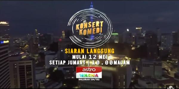 Konsert Komedi (2017)