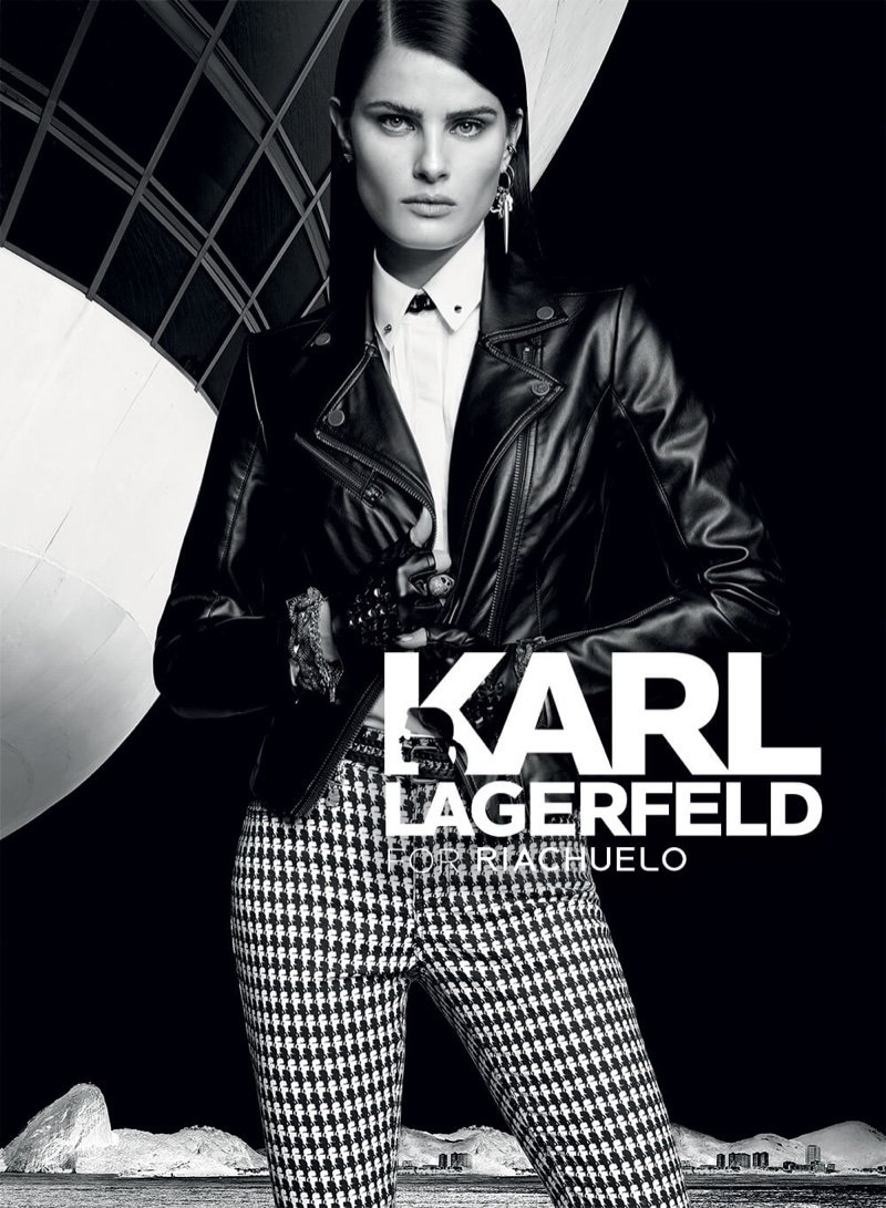 Karl Lagerfeld x Riachuelo Campaign Fall/Winter 2016