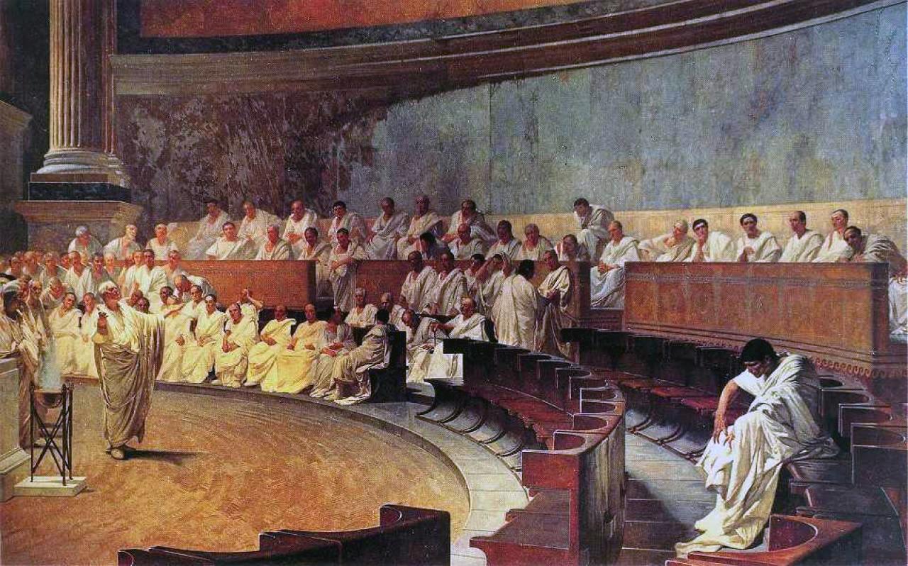 Rerum Romanarum: Via Lucio Sergio Catilina