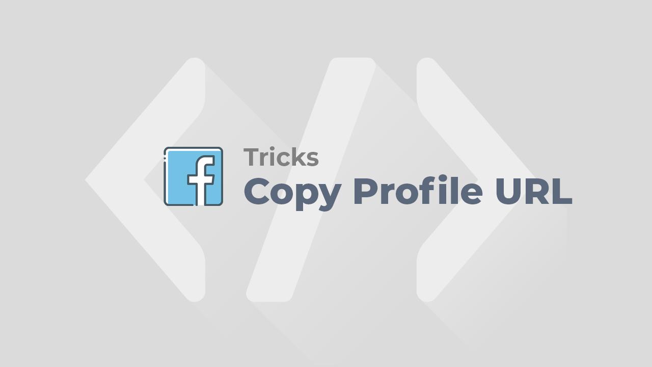 Cách lấy link Facebook của mình và người khác trên điện thoại
