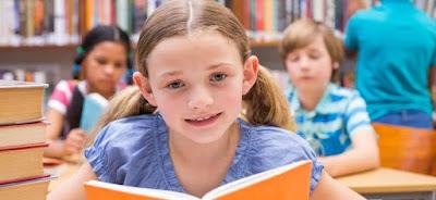 Diversión y estudio niños