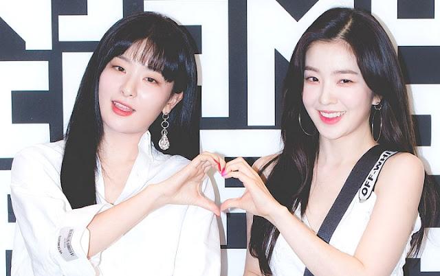 Seulgi dan Irena Akan Debut Sebagai Unit Red Velvet Yang Pertama