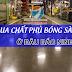 Địa chỉ bán hóa chất phủ bóng sàn tại Bắc Ninh uy tín chất lượng