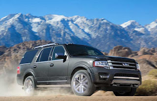 Ford Expedition Safety Features