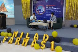 Peringati World Pharmacist Day, Prodi Farmasi UNHAM Gelar Seminar